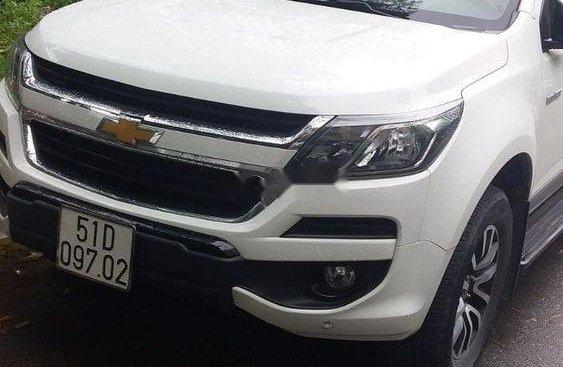 Bán ô tô Chevrolet Colorado 2016, màu trắng