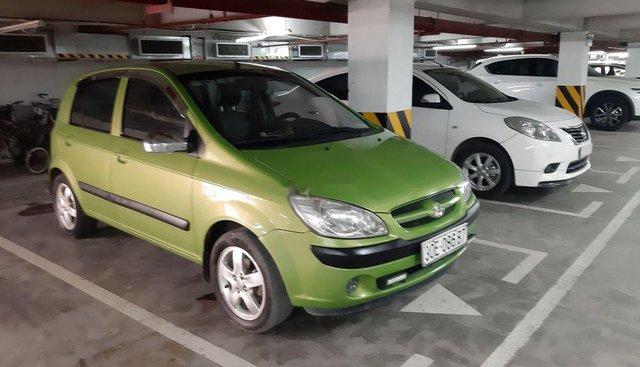 Chính chủ bán lại xe Hyundai Getz năm 2008, xe nhập, màu xanh cốm