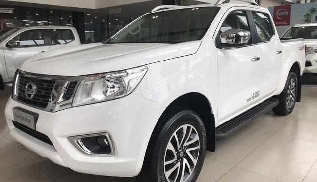 Bán Nissan Navara EL năm 2019, màu trắng, nhập khẩu