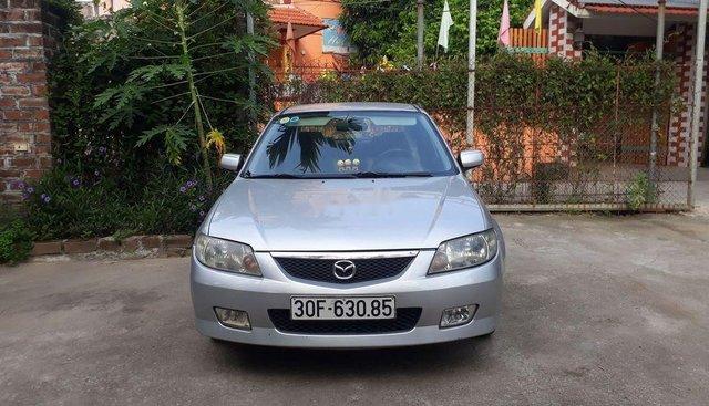 Bán xe Mazda 323 năm 2003, màu bạc, giá chỉ 170 triệu