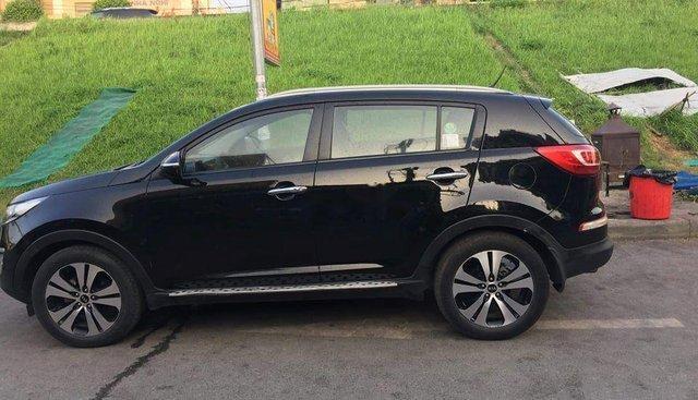 Chính chủ bán Kia Sportage đời 2010, màu đen, nhập khẩu