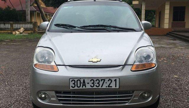 Bán ô tô Chevrolet Spark 2008, màu bạc