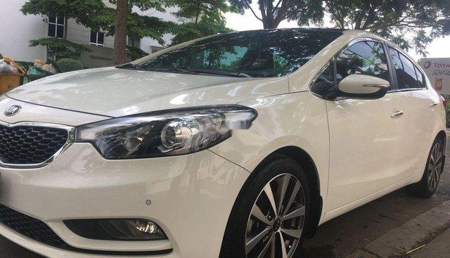 Chính chủ bán Kia K3 đời 2014, màu trắng