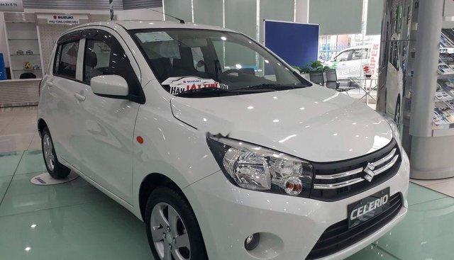 Bán xe Suzuki Celerio đời 2019, màu trắng, nhập khẩu