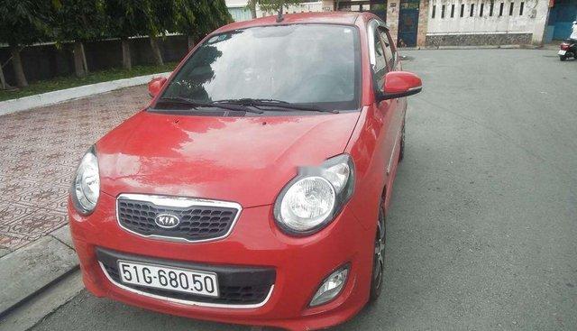 Bán ô tô Kia Morning 2011, màu đỏ, 230tr