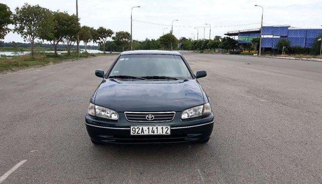 Bán Toyota Camry MT đời 2001, xe nhập