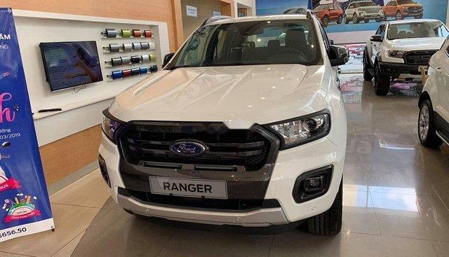 Bán Ford Ranger năm 2019, màu trắng, xe nhập