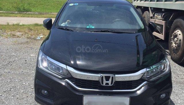 Bán Honda City sản xuất năm 2018, màu đen giá 580tr