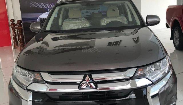 Mitsubishi Outlander - Chính sách hỗ trợ hấp dẫn