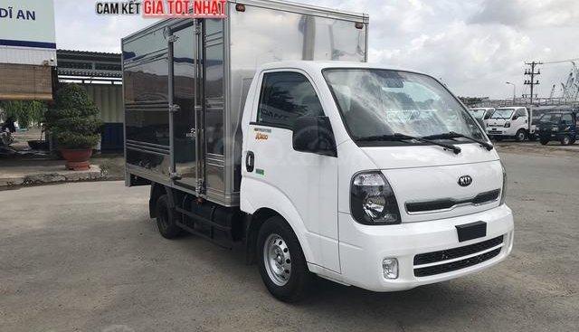 Bán xe Thaco Kia Frontier K200 thùng kín đời 2019 giá tốt tại Bình Dương, trả góp 75%, liên hệ 0938903292
