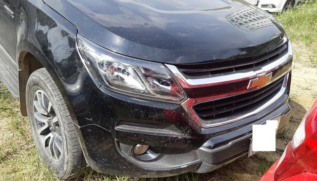 Chevrolet Colorado High Country sản xuất 2017, BKS 20C