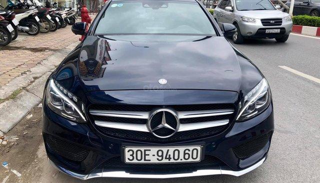 Cần bán Mercedes C300 năm sản xuất 2016, chính chủ