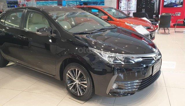 Bán ô tô Toyota Corolla Altis G năm sản xuất 2019, màu đen