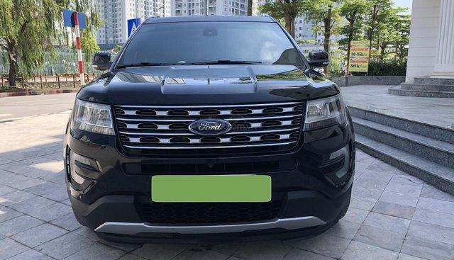 Xe Ford Explorer Limited 2017 mới nhất Việt Nam