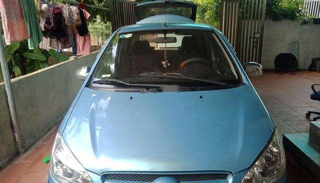 Bán Hyundai Getz 2008, màu xanh lam, giá tốt