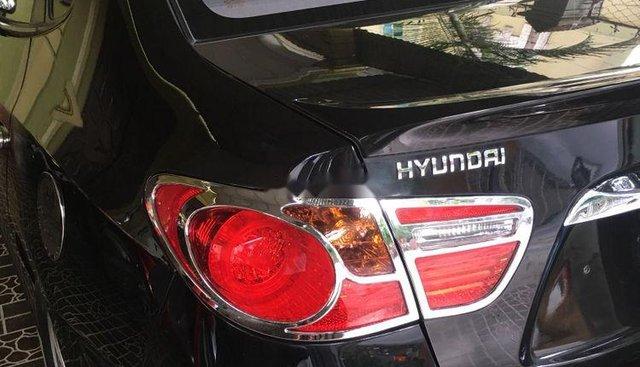 Bán Hyundai Avante MT sản xuất năm 2014, màu đen như mới