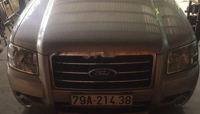 Bán xe Ford Everest năm sản xuất 2008, nhập khẩu nguyên chiếc, giá chỉ 365 triệu