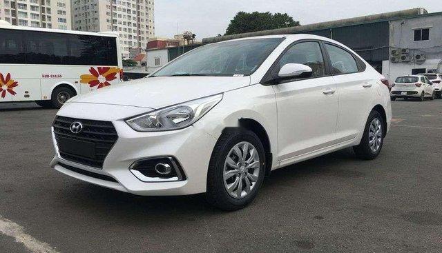 Bán ô tô Hyundai Accent đời 2018, màu trắng