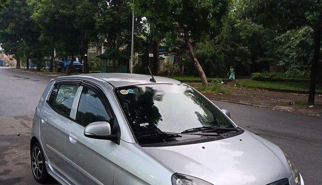 Bán xe cũ Kia Morning Sport sản xuất 2011, màu bạc