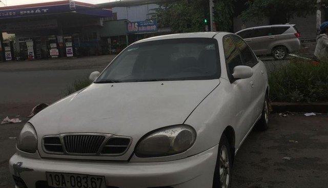 Cần bán Daewoo Lanos đời 2004, màu trắng, chính chủ