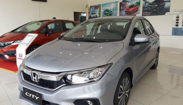 Cần bán xe Honda City năm 2019, màu bạc, giá 599tr