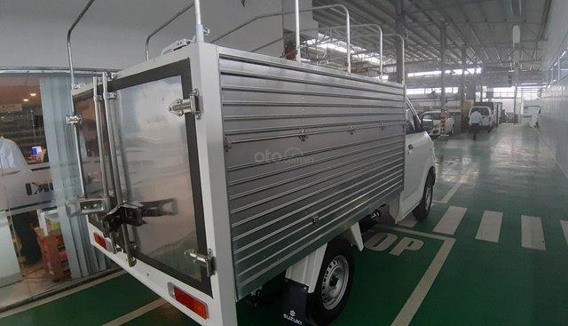 Bán xe tải Suzuki Pro thùng bạt giá hot