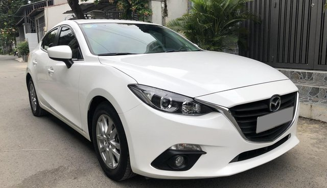 Bán Mazda 3 đời 2018, màu trắng