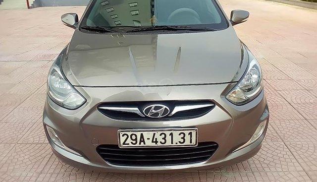 Bán Hyundai Accent sản xuất năm 2011, nhập khẩu, chính chủ