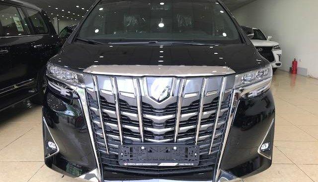 Bán Toyota Alphard năm sản xuất 2019, màu đen, nhập khẩu nguyên chiếc