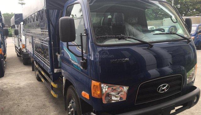 Bán xe Hyundai Mighty 7 tấn đời 2018, màu xanh lam, nhập khẩu 3 cục Hàn Quốc