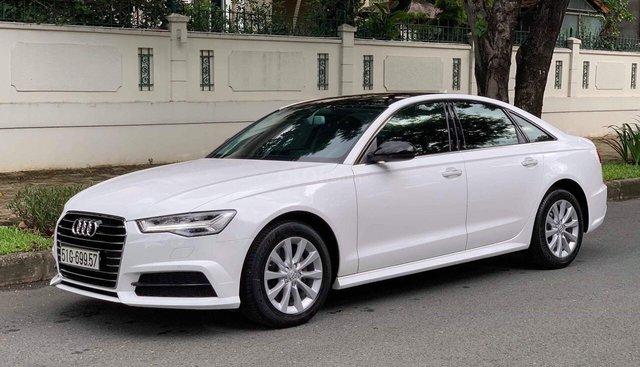 Bán Audi A6 SX 2017, xe đẹp như mới đi 16.000miles, cam kết chất lượng, xe bao kiểm tra hãng