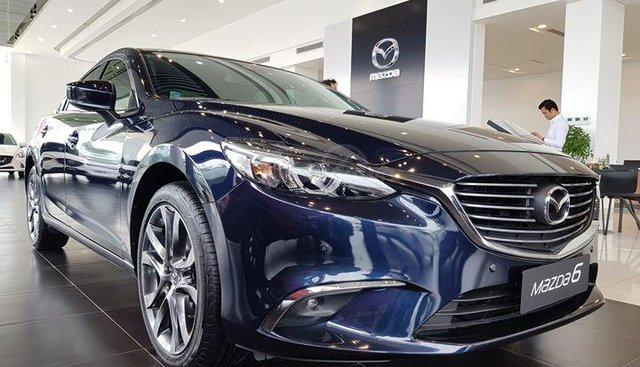Bán Mazda 6 phiên bản 2.0 cao cấp - Giá tốt nhất TP HCM