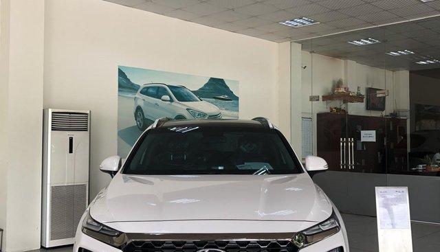 Nhanh tay sở hữu Hyundai Santa Fe đặc biệt 2019 chỉ với 363 triệu