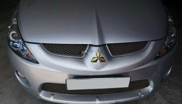 Cần bán xe cũ Mitsubishi Grandis 2008, màu bạc