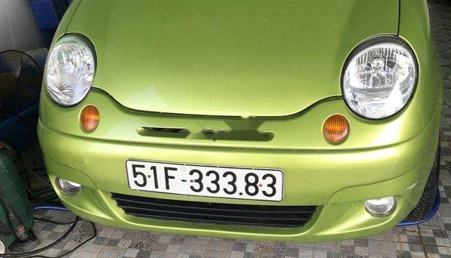 Bán Daewoo Matiz sản xuất 2005, màu xanh lục, chính chủ