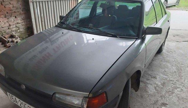Bán xe Mazda 323 1998, màu xám, xe nhập