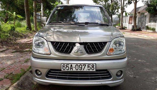 Bán Mitsubishi Jolie đời 2004, màu bạc, chính chủ
