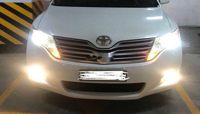 Bán Toyota Venza 2.7 2009, màu trắng, xe nhập, chính chủ