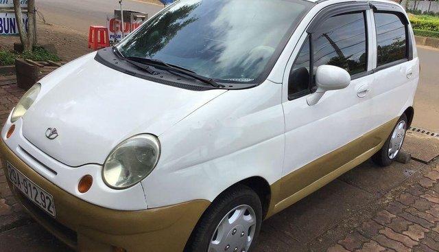 Bán Daewoo Matiz sản xuất 2007, màu trắng, giá cạnh tranh