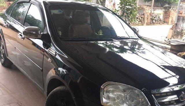 Cần bán Daewoo Lacetti 2009, màu đen, 170 triệu