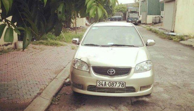 Bán xe Toyota Vios năm sản xuất 2003, giá chỉ 175 triệu