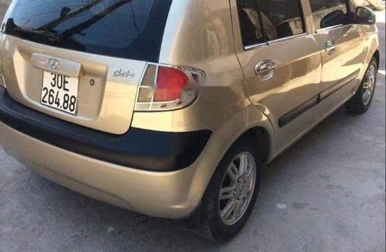 Bán Hyundai Getz đời 2009, xe nhập, xe gia đình đi cẩn thận