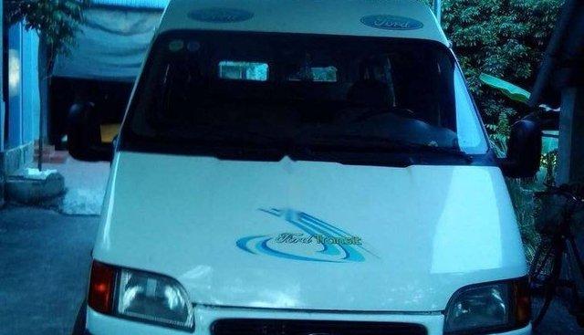 Cần bán xe Ford Transit năm sản xuất 2002, màu trắng, xe nhập