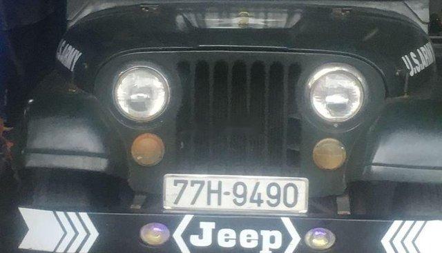 Cần bán lại xe Jeep CJ đời 1980, xe nhập, giá tốt