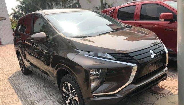 Bán Mitsubishi Xpander sản xuất năm 2019, màu nâu, xe nhập