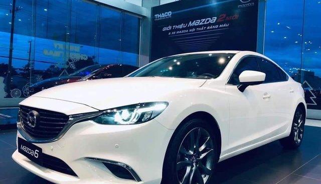 Bán Mazda 6 2019- Giá rẻ nhất thị trường, ưu đãi lên tới 70 triệu
