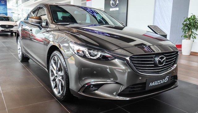 Mazda 6 2019 - Cam kết giá tốt nhất thị trường, ưu đãi lên tới 60 triệu