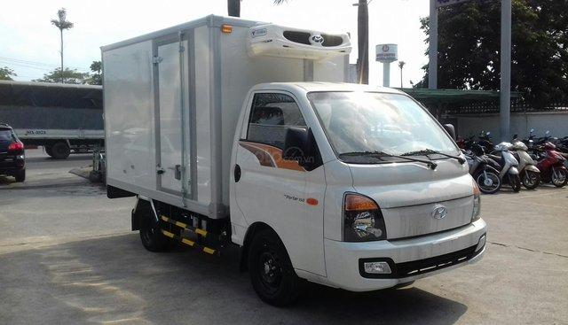 Bán Hyundai Porter đông lạnh 1 tấn 5, sản xuất 2019, màu trắng, nhập khẩu 3 cục Hàn Quốc
