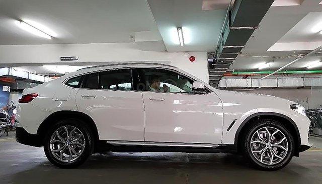Bán xe BMW X4 xDrive20i đời 2019, màu trắng, xe nhập