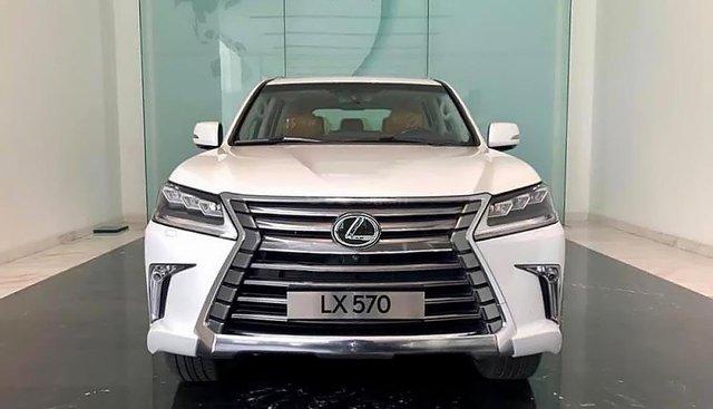 Cần bán xe Lexus LX 570 đời 2019, màu trắng, nhập khẩu